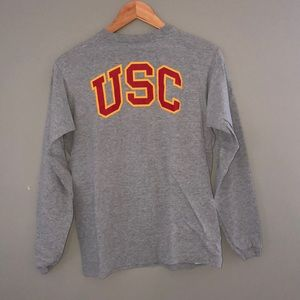 Tops - USC Trojans long sleeve NEVER WORN